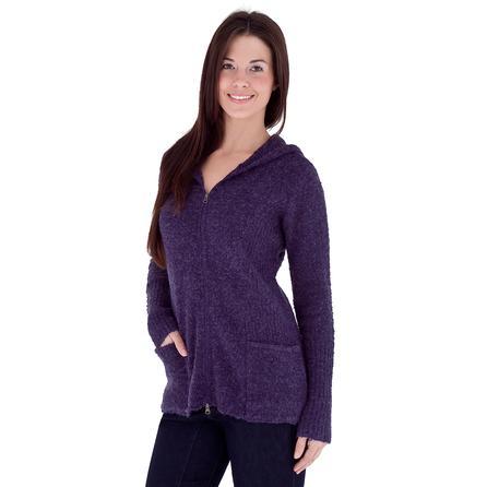 Royal Robbins Napa Boucle Zip Up Hoodie (Women's) -
