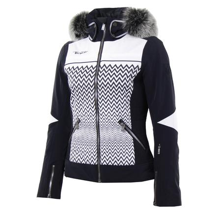 Toni Sailer Chloe Insulated Ski Jacket with Fur (Women's) -