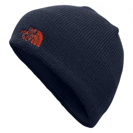 The North Face Bones Beanie (Adults') - Urban Navy/Red