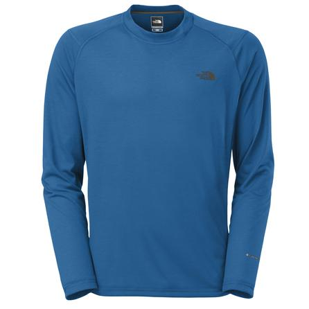 The North Face Long Sleeve RDT Crew (Men's) - Snorkel Blue