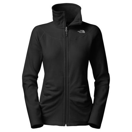 The North Face Mezzaluna Full-Zip Fleece Jacket (Women's) -