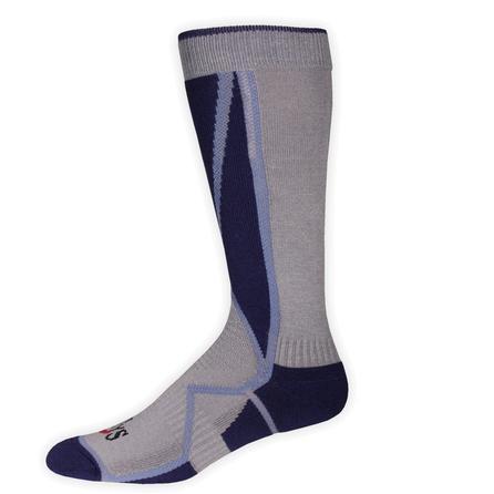 Hot Chillys Low Volume Over-the-Calf Ski Sock (Men's) -
