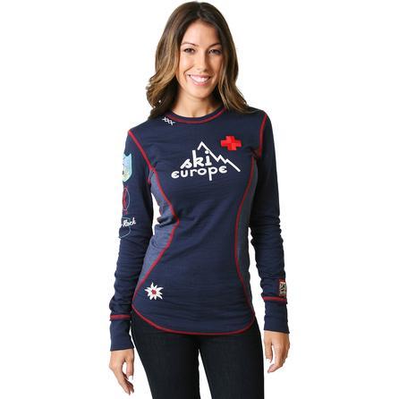 Alp-n-Rock Ski Europe Reversible Tee (Women's) -