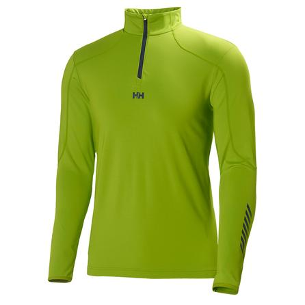 Helly Hansen Phantom 1/2-Zip Mid-Layer Top (Men's) - Dark Lime
