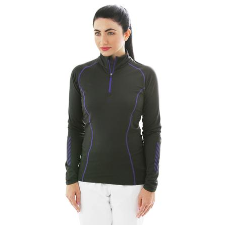 Helly Hansen Phantom ½ Zip Mid-Layer Top (Women's) - Ebony