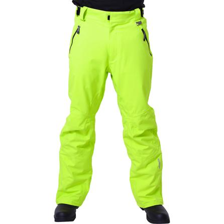 Karbon Silver Insulated Ski Pant (Men's) - Lime