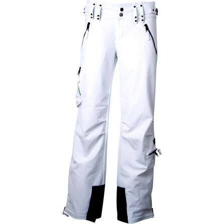Skea Cargo Insulated Ski Pant (Women's) - White