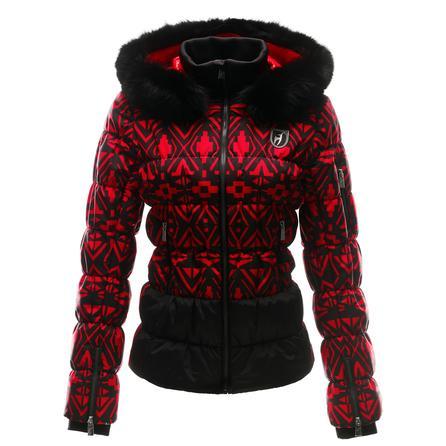 Toni Sailer Sophie Fur Insulated Ski Jacket (Women's) -