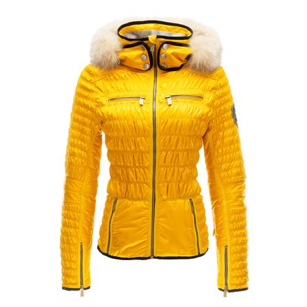 Toni Sailer Tilda Fur Insulated Ski Jacket (Women's) -