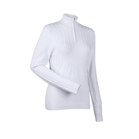 Nils Destinee Sweater (Women's) - White