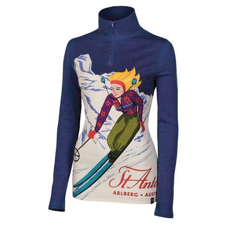Neve St. Anton Zip Neck Sweater (Women's) -