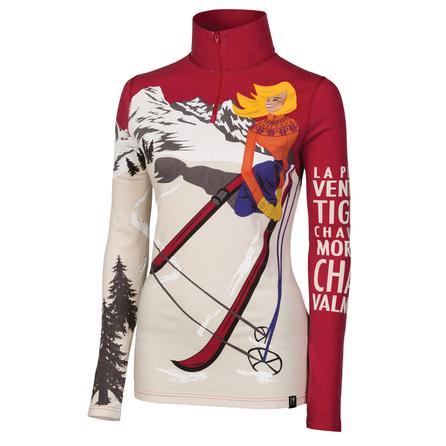 Neve Garmisch Zip Neck Sweater (Women's) -