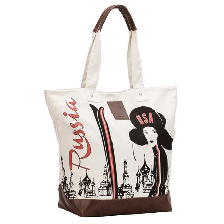 Neve Russia Tote Bag (Women's) -