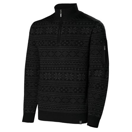 Neve Carson Zip Neck Sweater (Men's) -