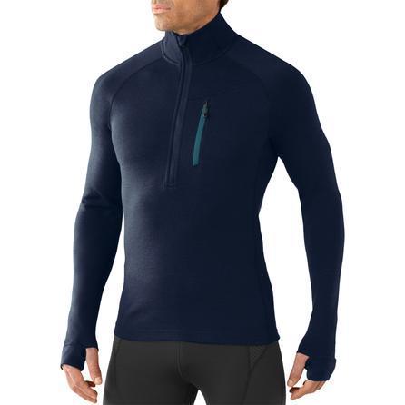 SmartWool Merino Max Men's Half Zip Sweater (Men's) - Deep Navy