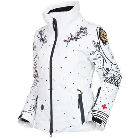 Rossignol JCC Heidi Print Insulated Ski Jacket (Women's) -