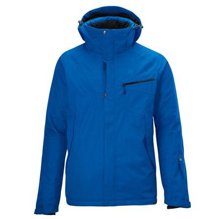 Salomon Fantasy Insulated Ski Jacket (Men's) - Union Blue