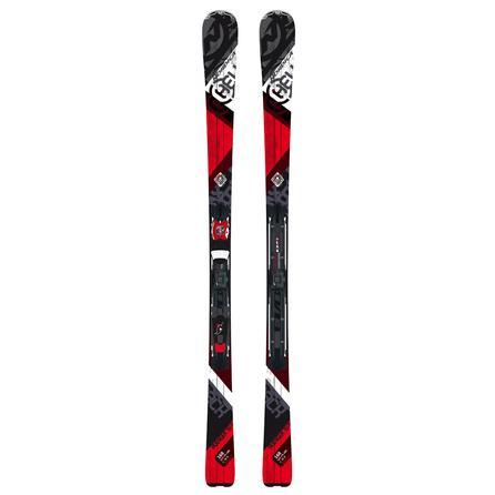 Nordica Avenger 75 Ski System with Bindings (Men's) -