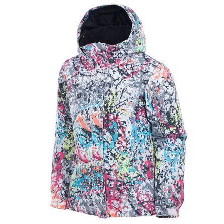 Rossignol Mystery Print Ski Jacket (Girls') -