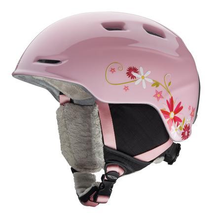 Smith Zoom Jr. Helmet (Kids') - Pink Daisy