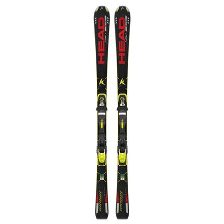 Head i.Supershape Rally Ski System with Bindings -