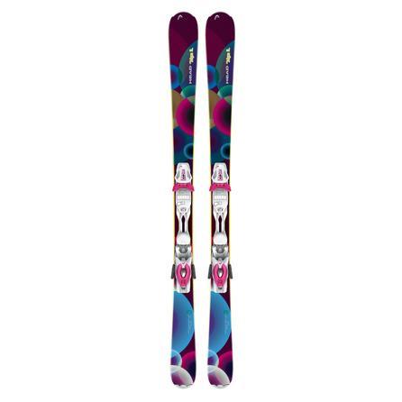 Head MYA 8 Ski System with Bindings (Women's) -