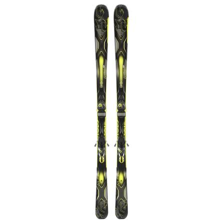 K2 AMP 80X Ski System with Bindings (Men's) -