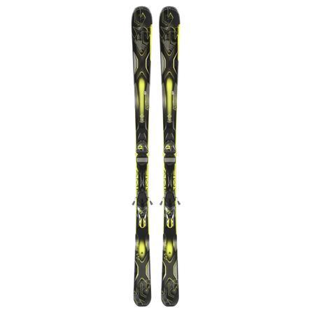 K2 AMP 80X Ski System with Bindings (Men's) -