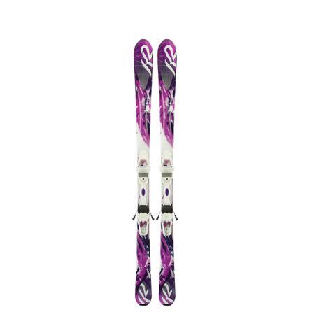 K2 SuperSweet 74 Ski System with Bindings (Women's) -