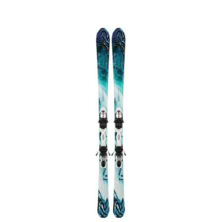 K2 SuperSmooth 72 Ski System with Bindings (Women's) -