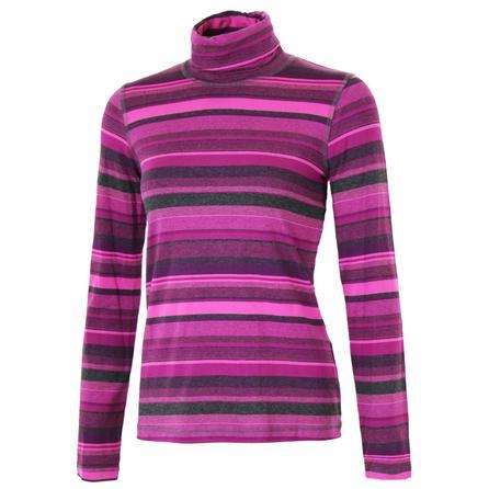 Sno Skins Variegated Stripe Turtleneck (Women's) -
