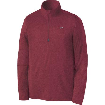 Brooks Essential Long Sleeve 1/2-Zip Running Top (Men's) -