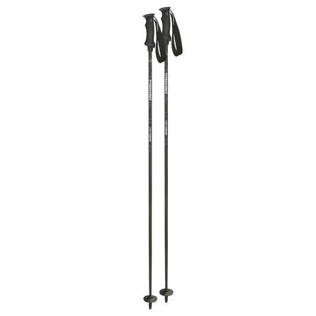 Komperdell Carbon Pure Ski Pole - Black