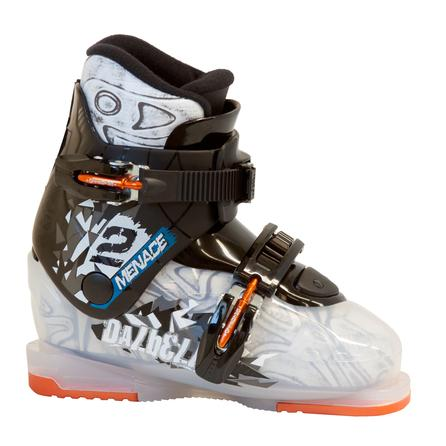 Dalbello Menace 2 Ski Boot (Kids') - Tranparent Black