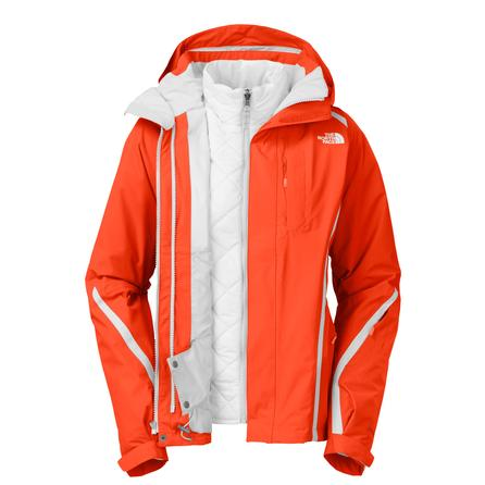 The North Face Kira Triclimate Insulated Ski Jacket (Women's) -
