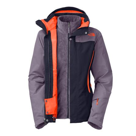 The North Face Kardiak Triclimate Insulated Ski Jacket (Women's) -
