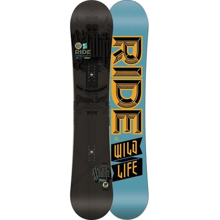 Ride Wild Life Wide Snowboard (Men's) -