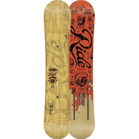 Ride Manic Wide Snowboard (Men's) -