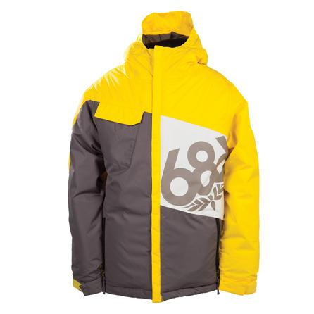 686 Iconic Snowboard Jacket (Boys') -