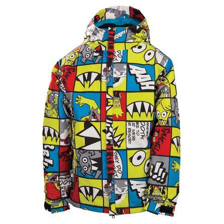 686 Snagglestrip Snowboard Jacket (Boys') -