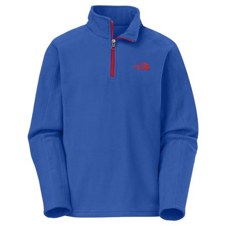 The North Face Glacier 1/4-Zip Fleece Top (Boys') -