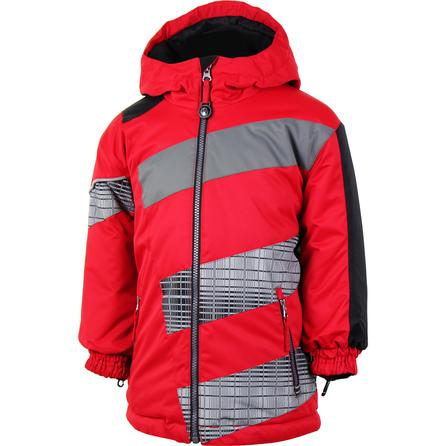 Obermeyer Blizzard Ski Jacket (Little Boys') - True Red