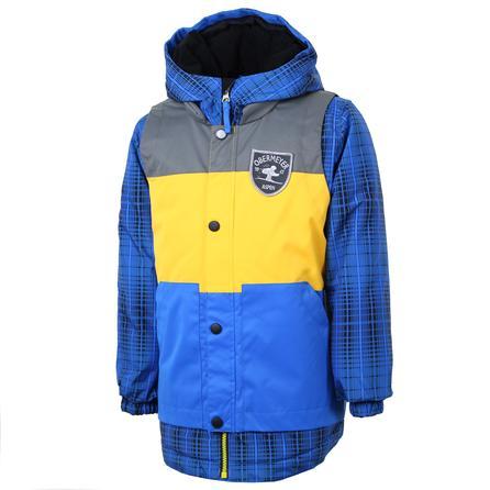 Obermeyer Slopestyle Ski Jacket (Little Boys') - Electric Blue
