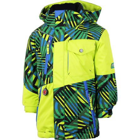 Obermeyer Superpipe Ski Jacket (Toddler Boys') -