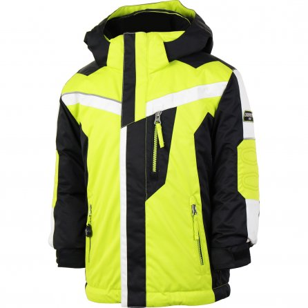 Obermeyer Giant Slalom Ski Jacket (Little Boys') - Lime Punch
