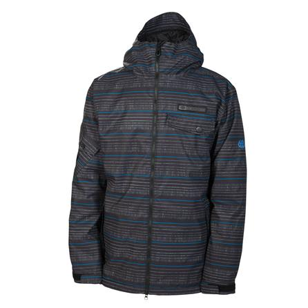 686 Mannual Etch Insulated Snowboard Jacket (Men's) -