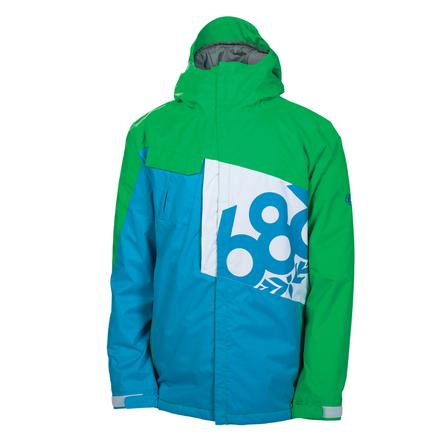 686 Mannual Iconic Insulated Snowboard Jacket (Men's) -