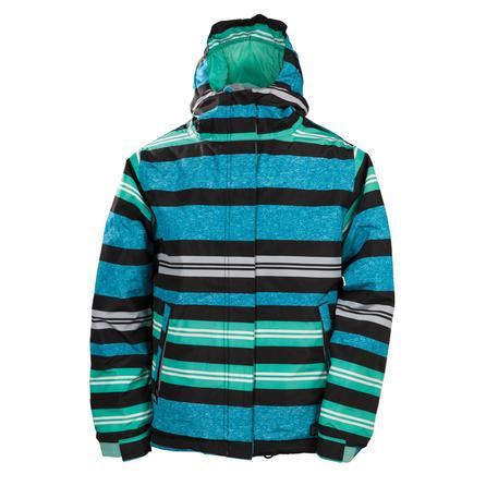 686 Heather Snowboard Jacket (Girls') - Mint