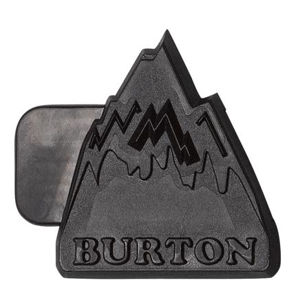 Burton Channel Mat Stomp Pad - Black