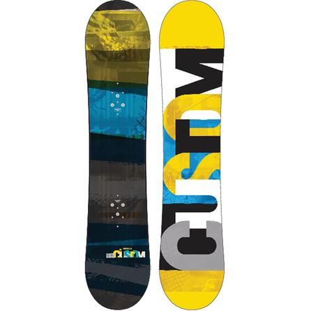 Burton Custom Smalls Flying V-Rocker Snowboard (Boys') -